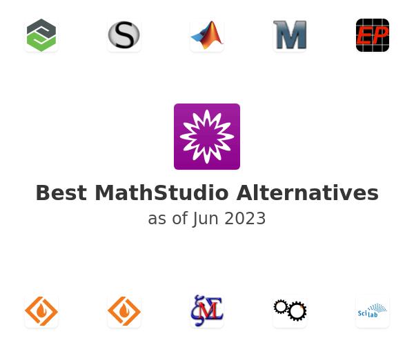 Best MathStudio Alternatives