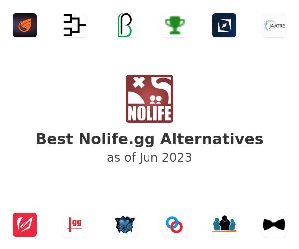 Best Nolife.gg Alternatives