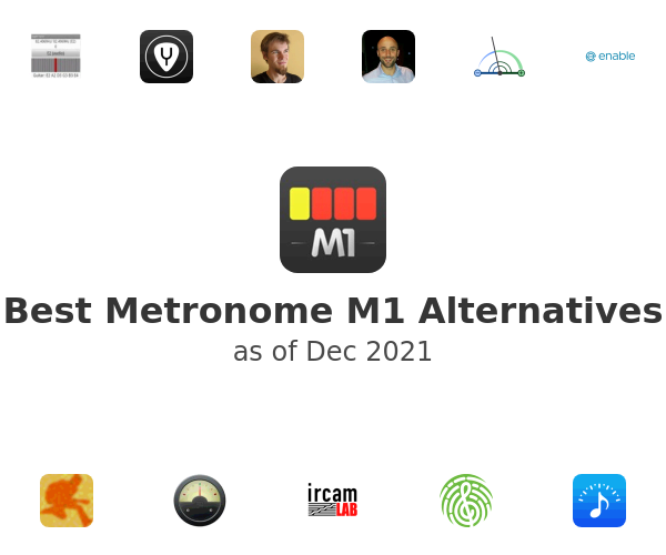 Best Metronome M1 Alternatives