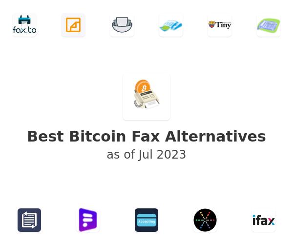 Best Bitcoin Fax Alternatives