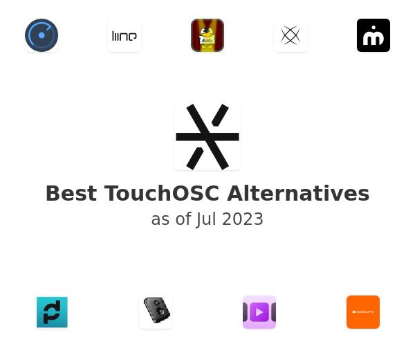 Best TouchOSC Alternatives
