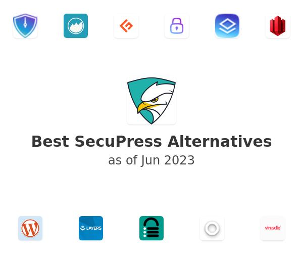 Best SecuPress Alternatives
