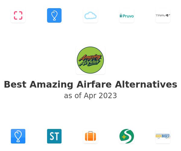 Best Amazing Airfare Alternatives