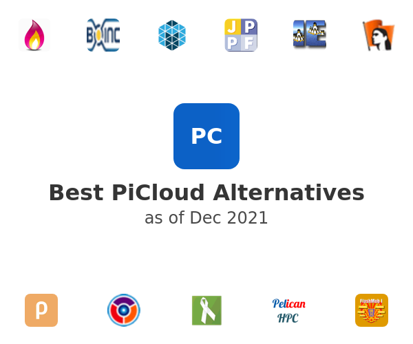 Best PiCloud Alternatives
