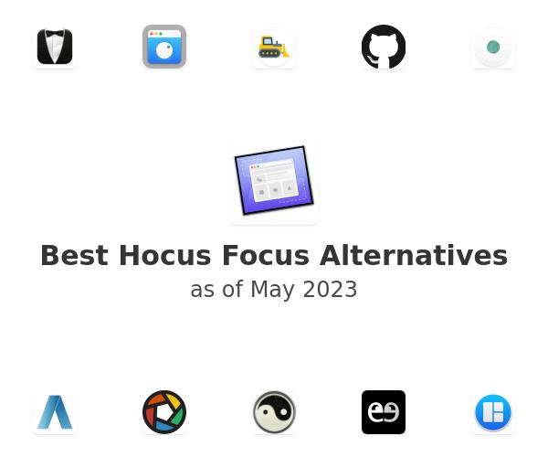 Best Hocus Focus Alternatives