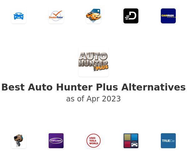 Best Auto Hunter Plus Alternatives