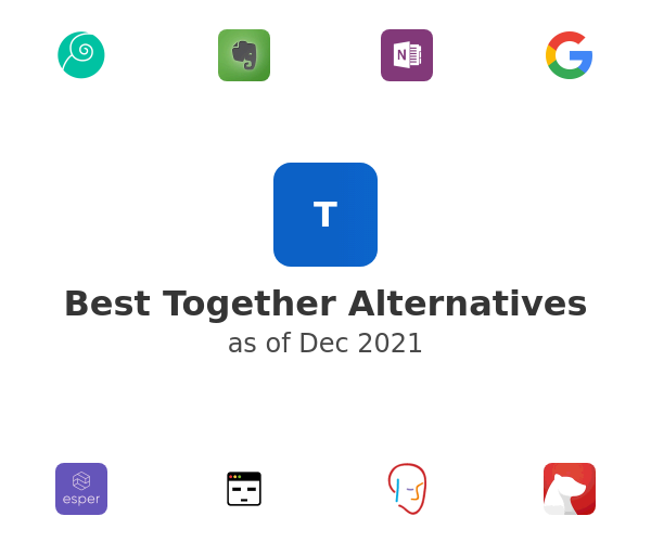 Best Together Alternatives