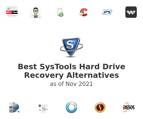 Best SysTools Hard Drive Recovery Alternatives