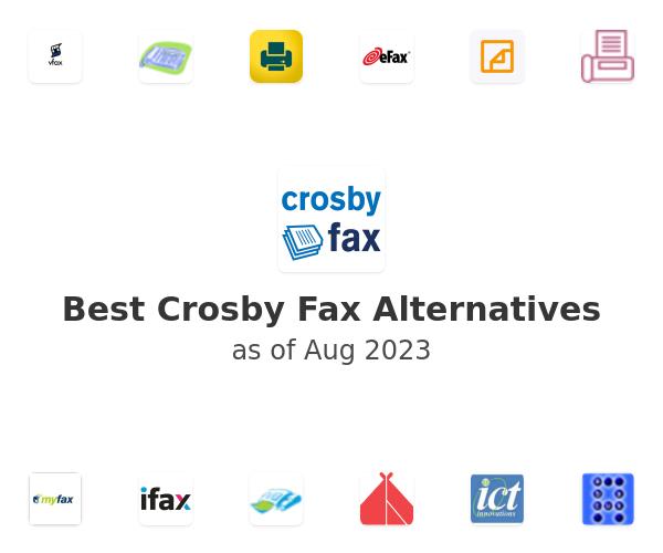 Best Crosby Fax Alternatives