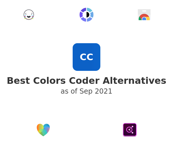 Best Colors Coder Alternatives