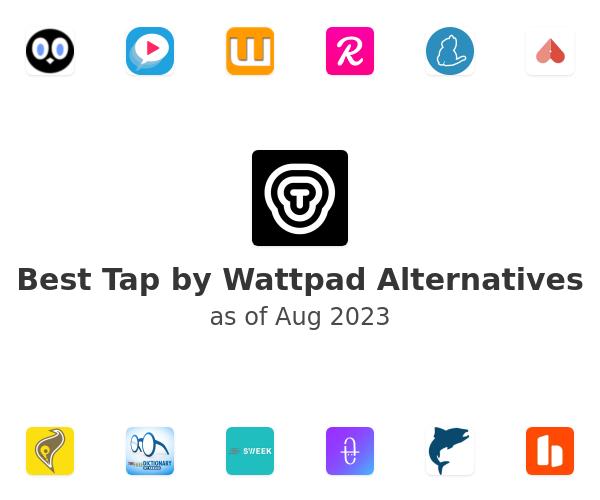 Best Tap by Wattpad Alternatives