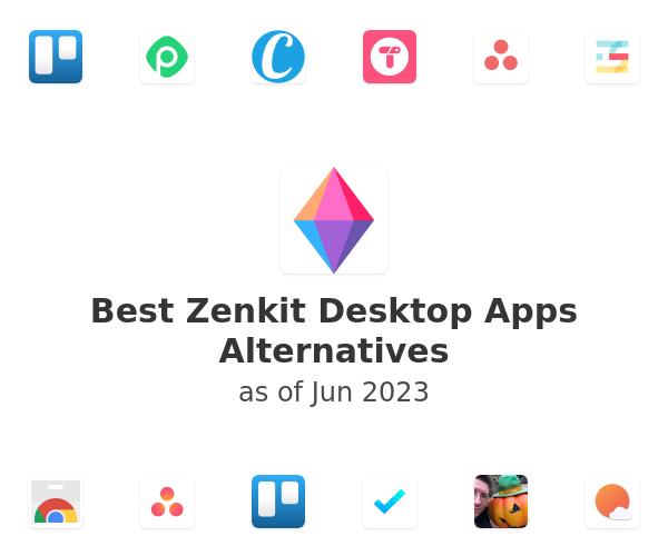 Best Zenkit Desktop Apps Alternatives