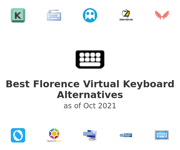 Best Florence Virtual Keyboard Alternatives