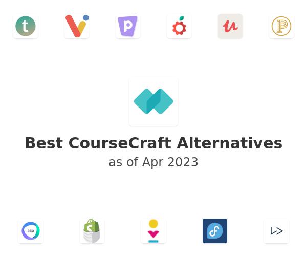 Best CourseCraft Alternatives