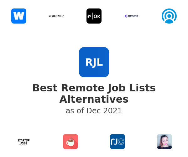 Best Remote Job Lists Alternatives