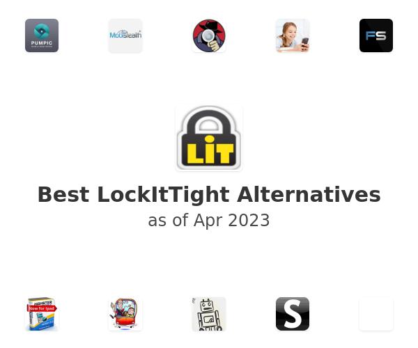 Best LockItTight Alternatives