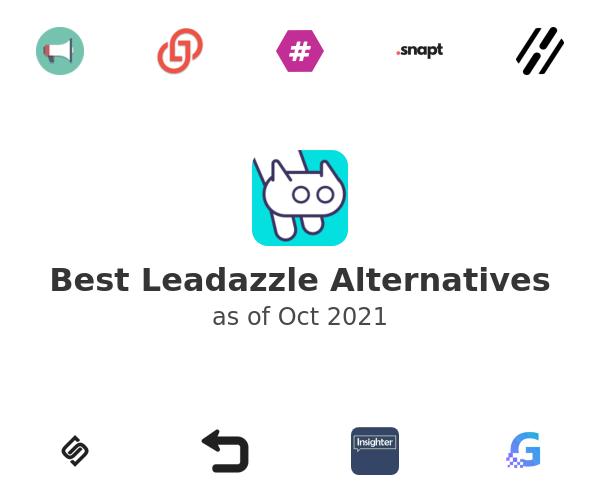 Best Leadazzle Alternatives