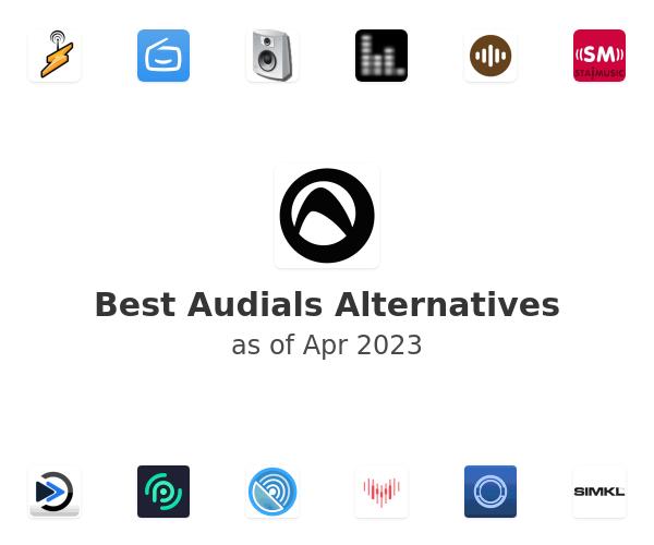 Best Audials Alternatives