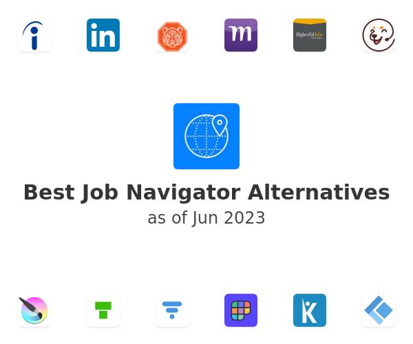 Best Job Navigator Alternatives