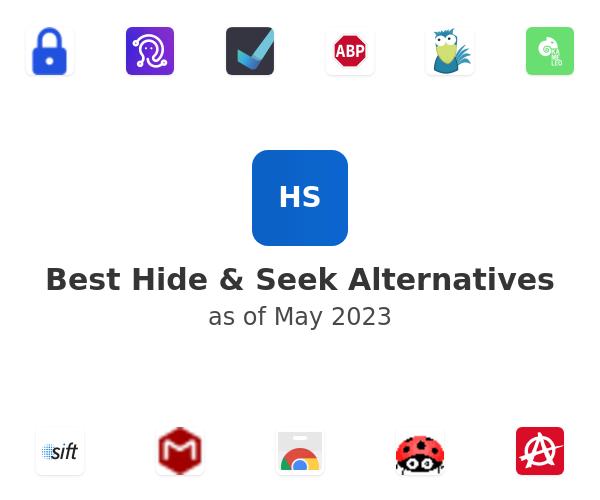 Best Hide & Seek Alternatives