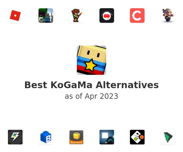 Best KoGaMa Alternatives