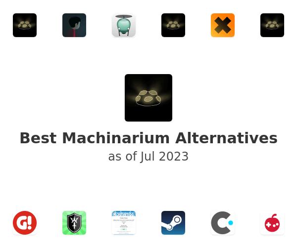 Best Machinarium Alternatives