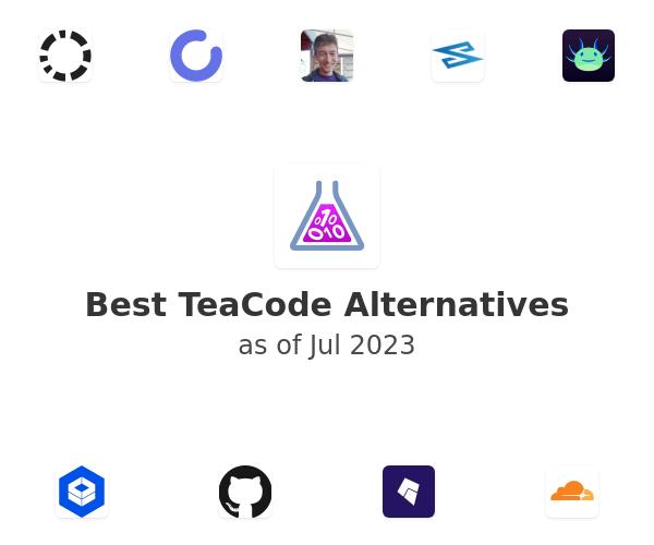 Best TeaCode Alternatives