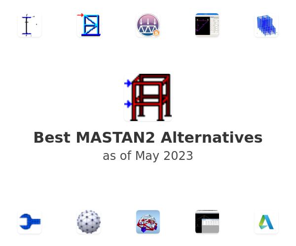 Best MASTAN2 Alternatives