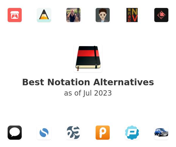 Best Notation Alternatives