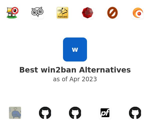 Best win2ban Alternatives