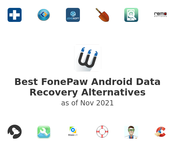 Best FonePaw Android Data Recovery Alternatives