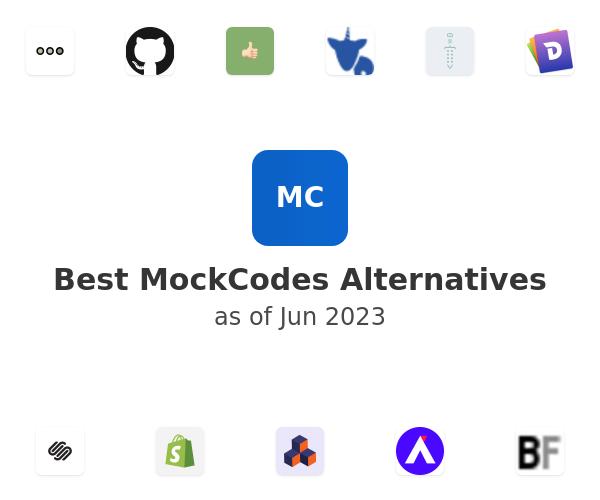 Best MockCodes Alternatives