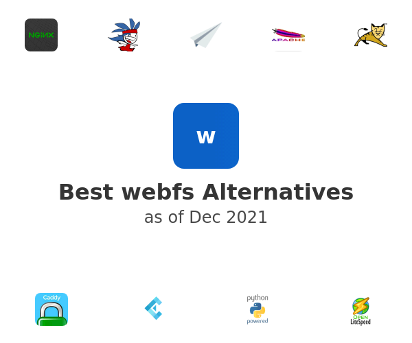 Best webfs Alternatives