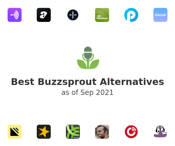 Best Buzzsprout Alternatives