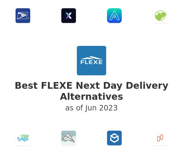 Best FLEXE Next Day Delivery Alternatives