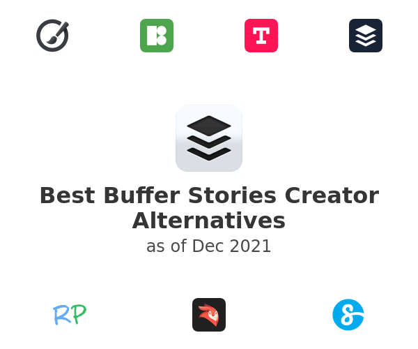 Best Buffer Stories Creator Alternatives