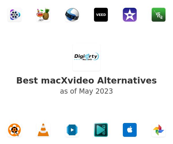 Best macXvideo Alternatives