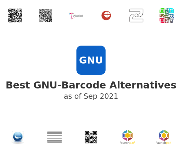 Best GNU-Barcode Alternatives