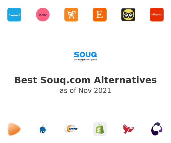 Best Souq.com Alternatives