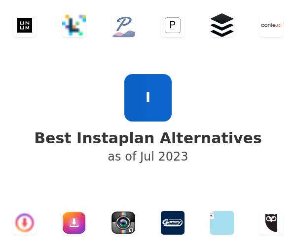 Best Instaplan Alternatives