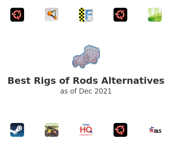 Best Rigs of Rods Alternatives