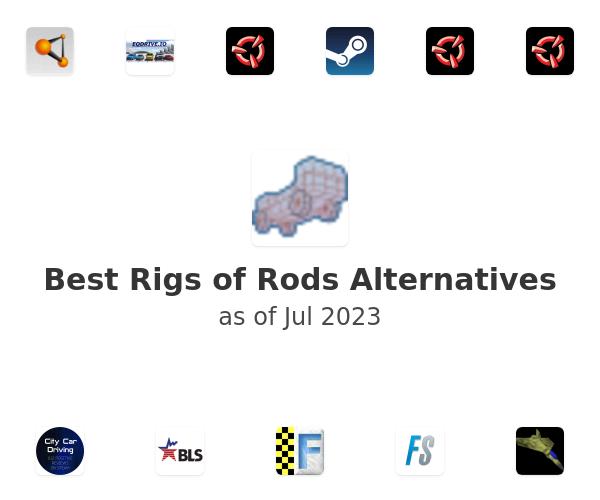 Best Rigs of Rods Alternatives