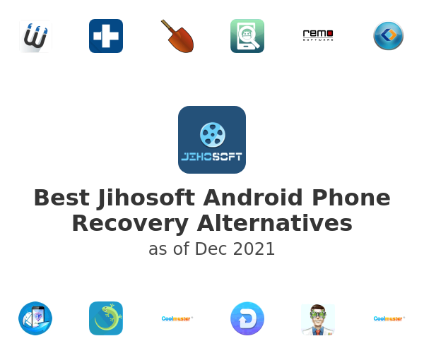 Best Jihosoft Android Phone Recovery Alternatives