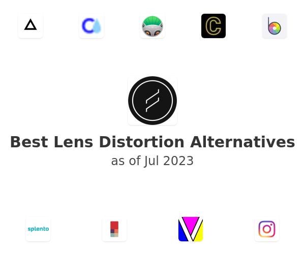 Best Lens Distortion Alternatives