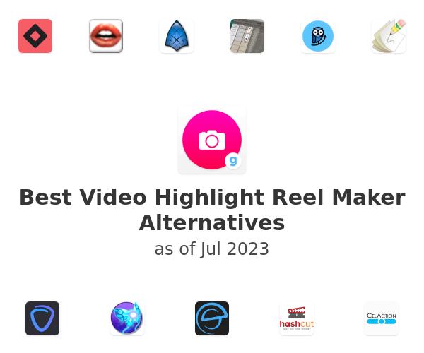 Best Video Highlight Reel Maker Alternatives