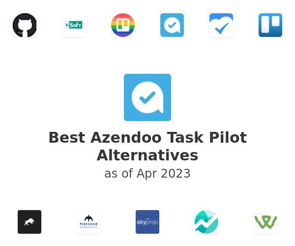 Best Azendoo Task Pilot Alternatives