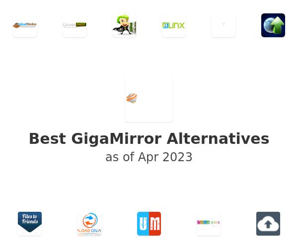 Best GigaMirror Alternatives
