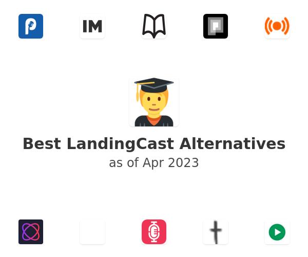 Best LandingCast Alternatives