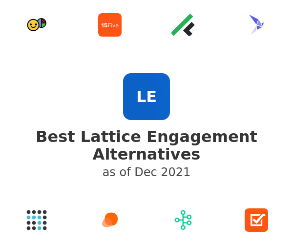 Best Lattice Engagement Alternatives