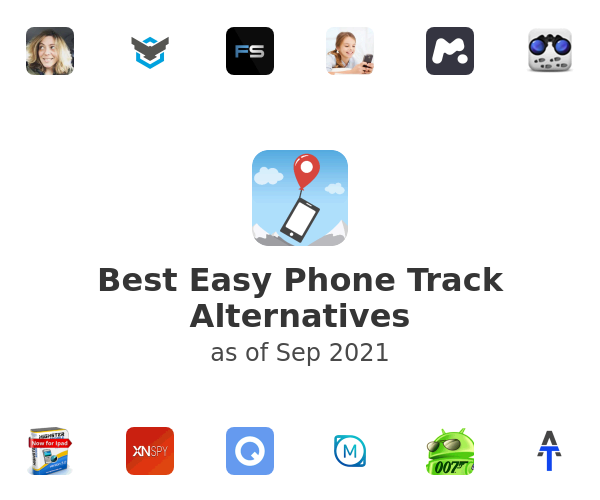 Best Easy Phone Track Alternatives